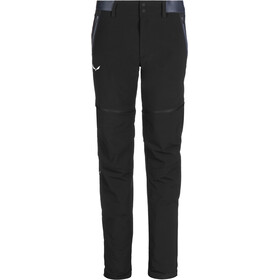 SALEWA Pedroc Durastretch Pantalones 2/1 Hombre, black out